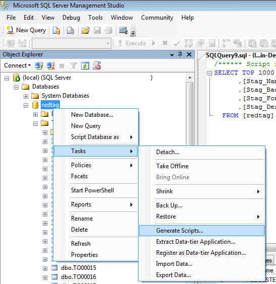 Comment copier des données d'une table vers un autre SQL?
