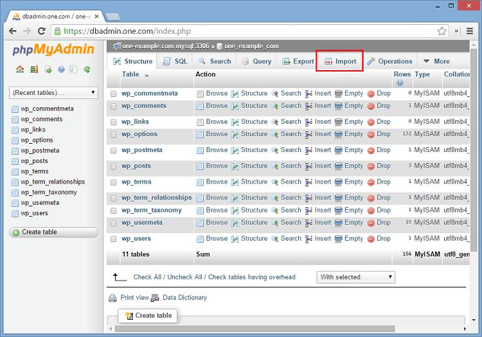 Comment importer des données dans SQL Server?