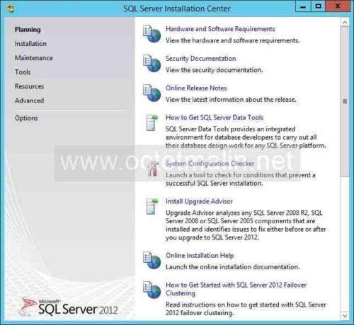 Comment installer SQL Server ?