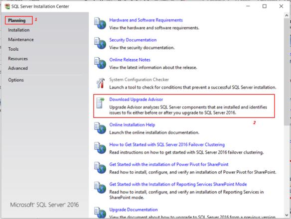 Comment installer SQL Server 2014?