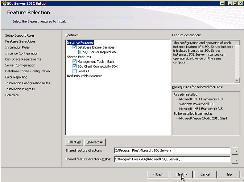 Comment installer SQL Server 2016?
