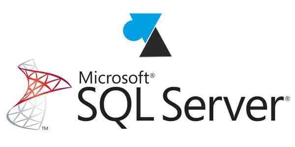 Comment installer le serveur SQL?