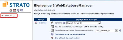 Comment sauvegarder une base de données MySQL Avec phpMyAdmin ?