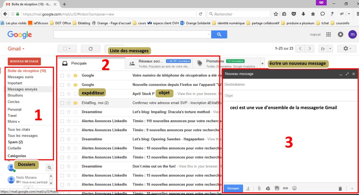Comment choisir son service de messagerie électronique ?