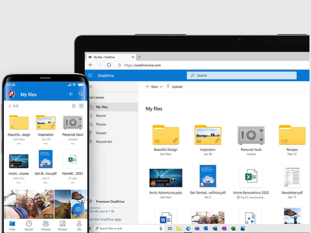 Comment se débarrasser de OneDrive ?