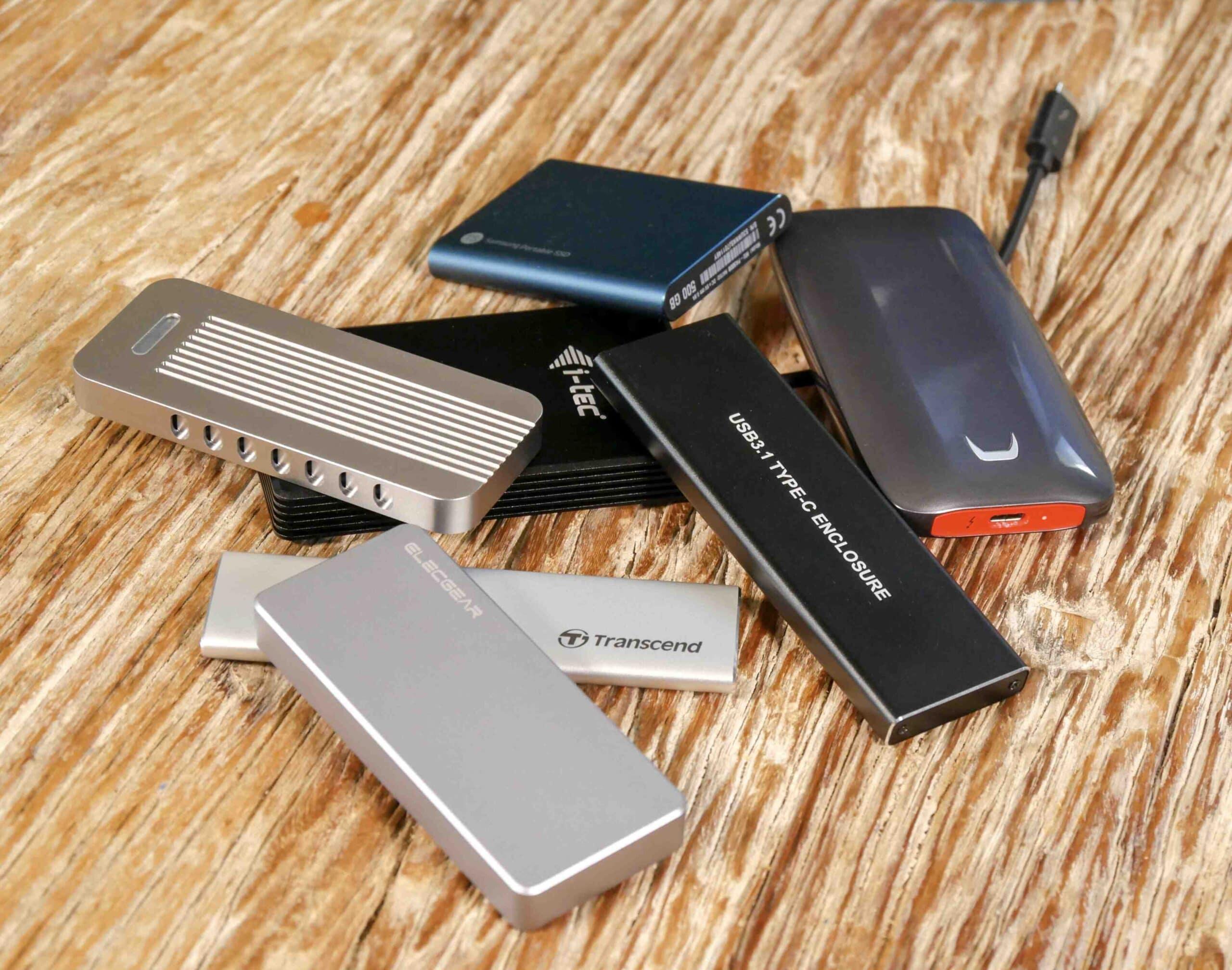 Quel SSD externe pour Mac m1 ?